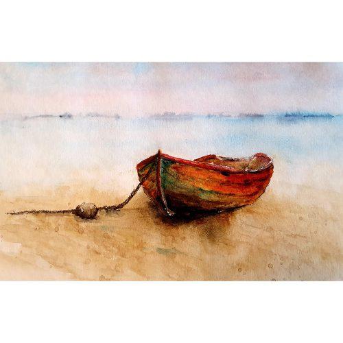 Akvarell 20 x 30 cm