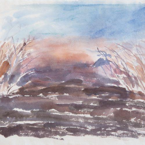 Akvarell 26 x 30 cm
