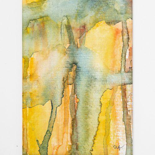 Akvarell 20 x 29 cm
